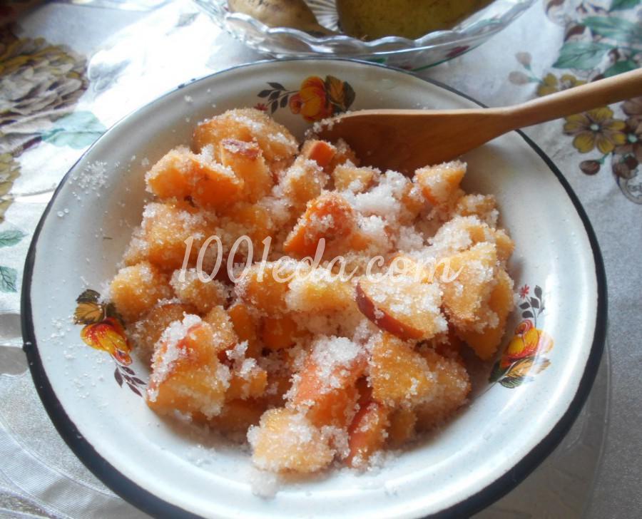 """Варенье из персиков """"Деликатес"""": пошаговый с фото - Шаг №2"""