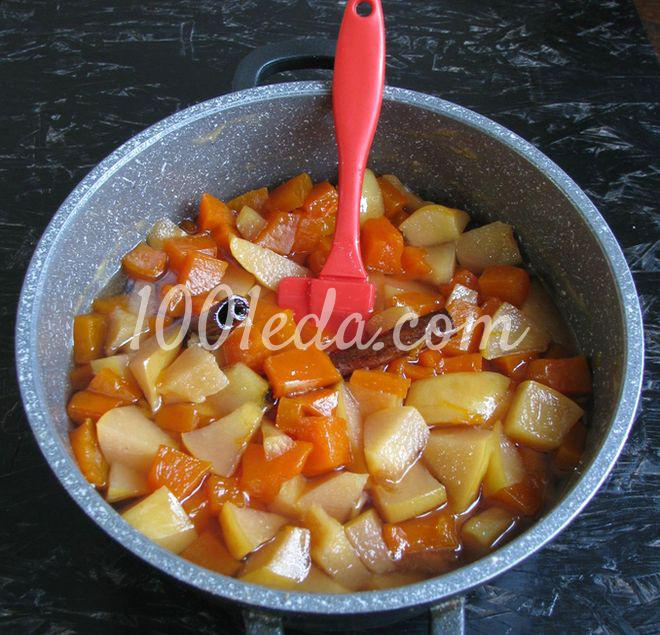 Варенье из тыквы и айвы: пошаговый с фото - Шаг №10