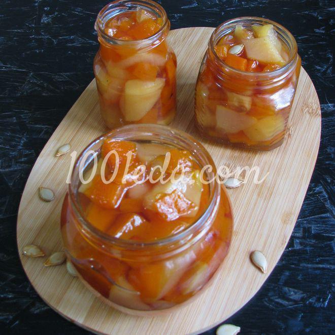 Варенье из тыквы и айвы: пошаговый с фото - Шаг №11