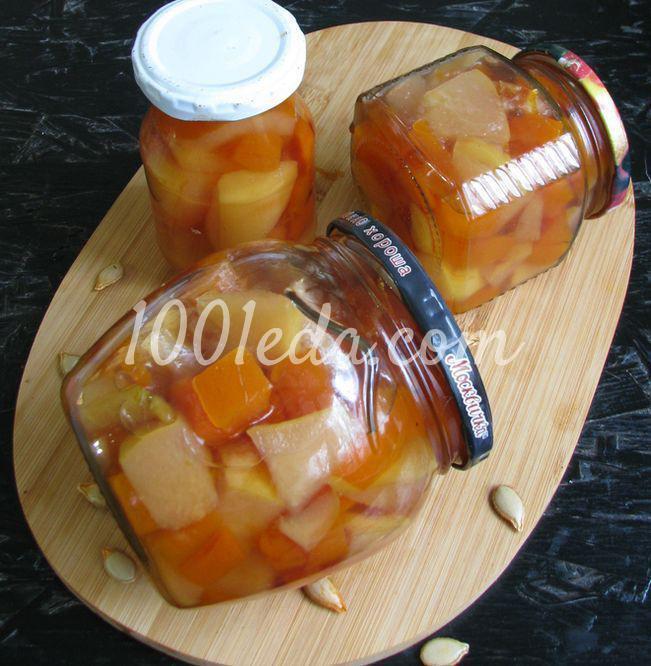 Варенье из тыквы и айвы: пошаговый с фото - Шаг №12