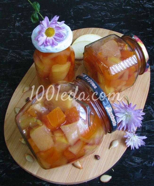 Варенье из тыквы и айвы: пошаговый с фото - Шаг №13