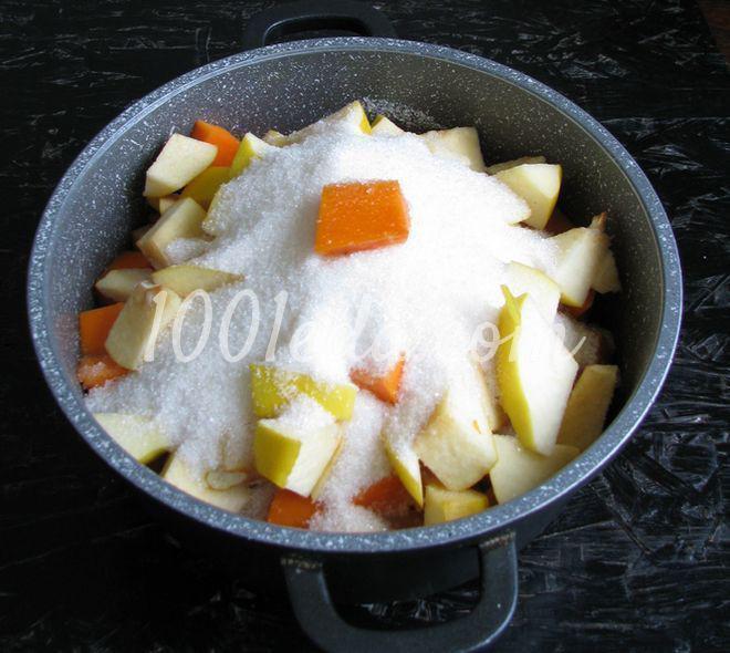 Варенье из тыквы и айвы: пошаговый с фото - Шаг №6