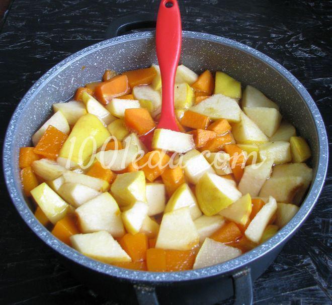 Варенье из тыквы и айвы: пошаговый с фото - Шаг №7