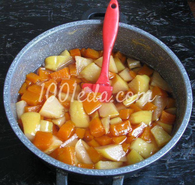Варенье из тыквы и айвы: пошаговый с фото - Шаг №8