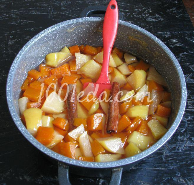 Варенье из тыквы и айвы: пошаговый с фото - Шаг №9