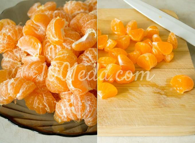 варенье из мандаринов дольками рецепт с фото
