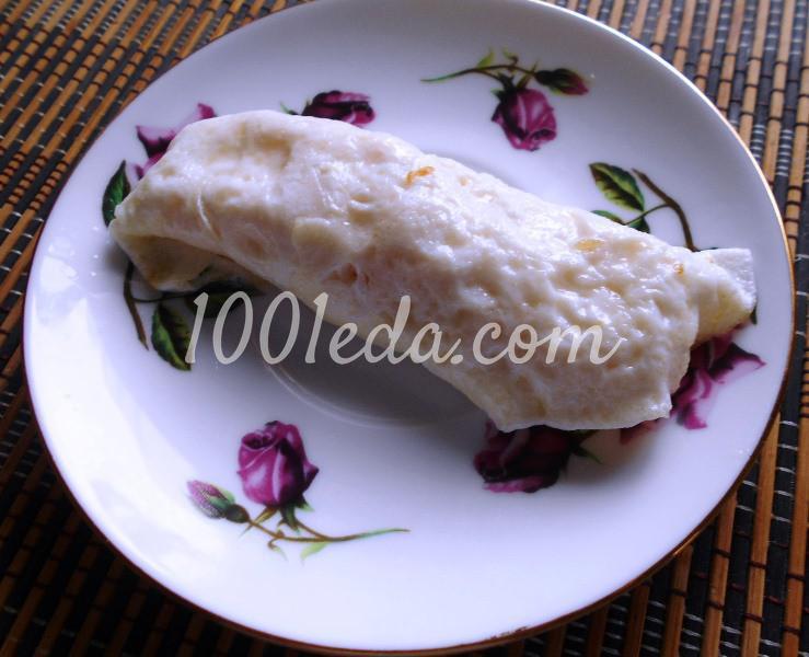 """Вариации на тему: """"Завтрак из яиц"""": пошаговое фото - Шаг №10"""