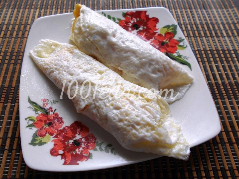 """Вариации на тему: """"Завтрак из яиц"""": пошаговое фото - Шаг №11"""