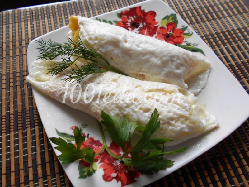 """Вариации на тему: """"Завтрак из яиц"""": пошаговое фото - Шаг №12"""