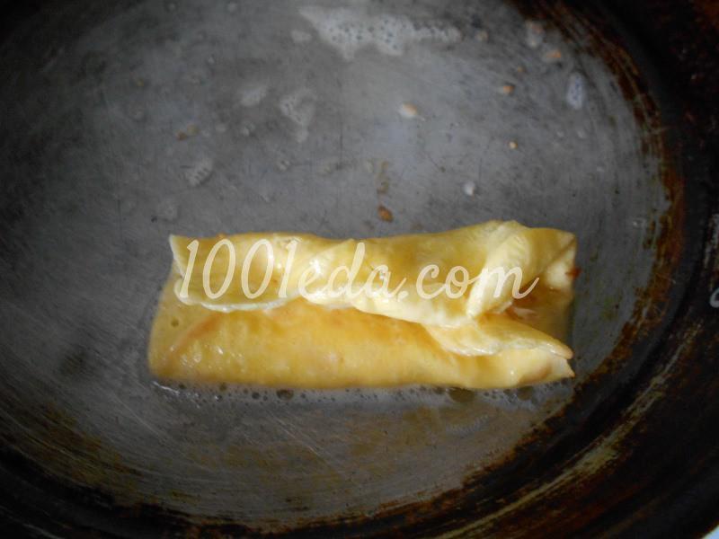 """Вариации на тему: """"Завтрак из яиц"""": пошаговое фото - Шаг №5"""