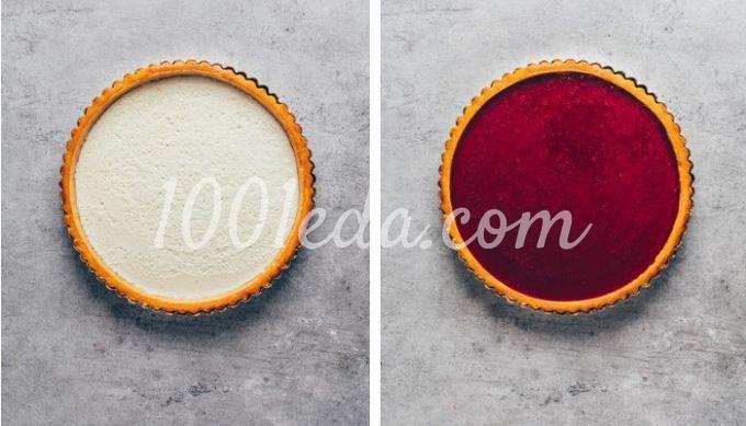 Веганский пирог панна котта с фруктово-ягодным желе: пошаговый с фото - Шаг №9