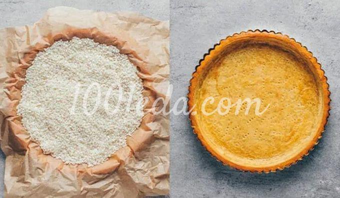 Веганский пирог панна котта с фруктово-ягодным желе: пошаговый с фото - Шаг №5