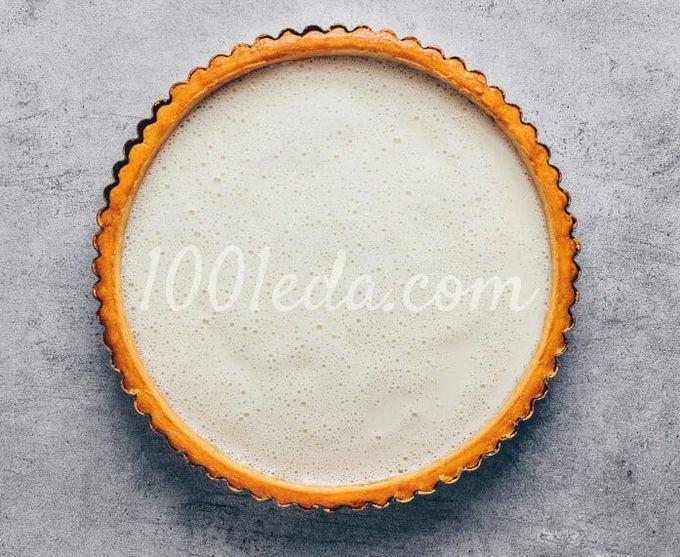 Веганский пирог панна котта с фруктово-ягодным желе: пошаговый с фото - Шаг №8