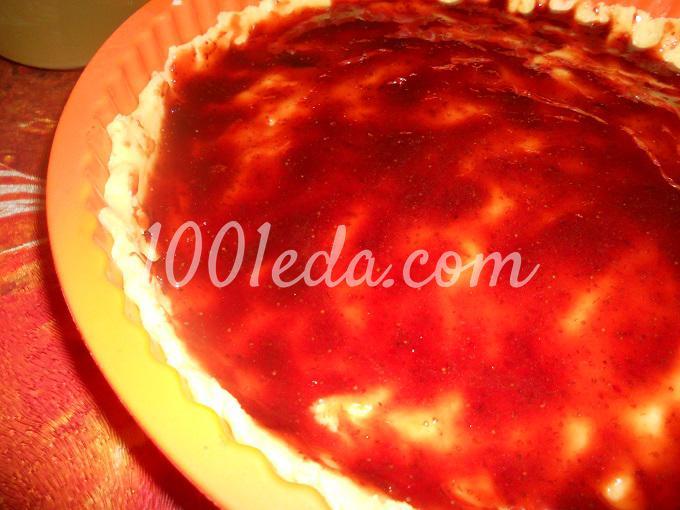 Пирог с вареньем рецепты в духовке 160