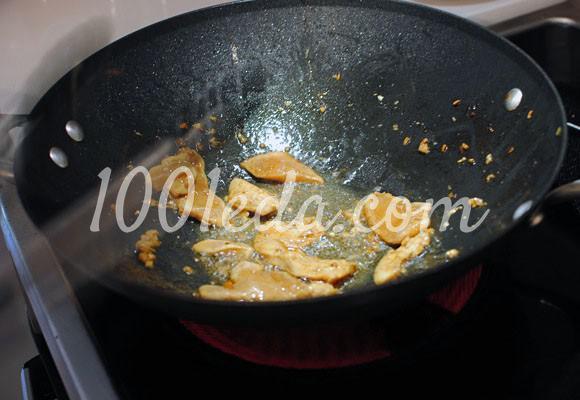 Спринг-роллы с курицей и чесноком: рецепт с пошаговым фото - Шаг №5