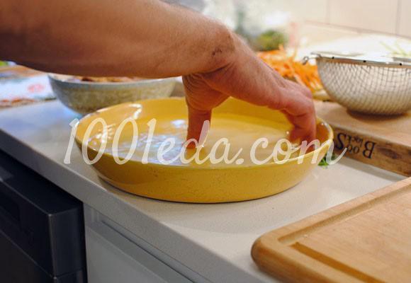 Спринг-роллы с курицей и чесноком: рецепт с пошаговым фото - Шаг №6