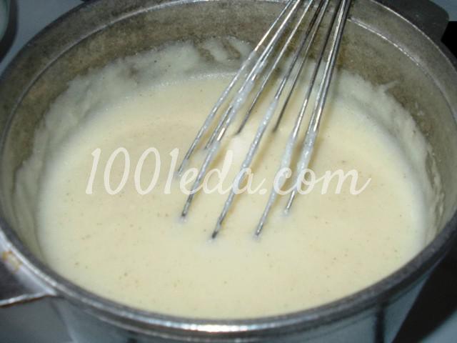 Вкусная и полезная манная каша с бананом на завтрак: пошаговое фото - Шаг №1