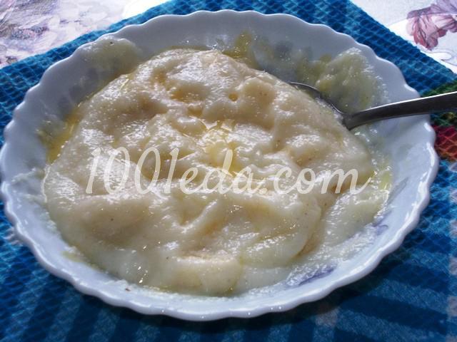 Вкусная и полезная манная каша с бананом на завтрак: пошаговое фото - Шаг №5