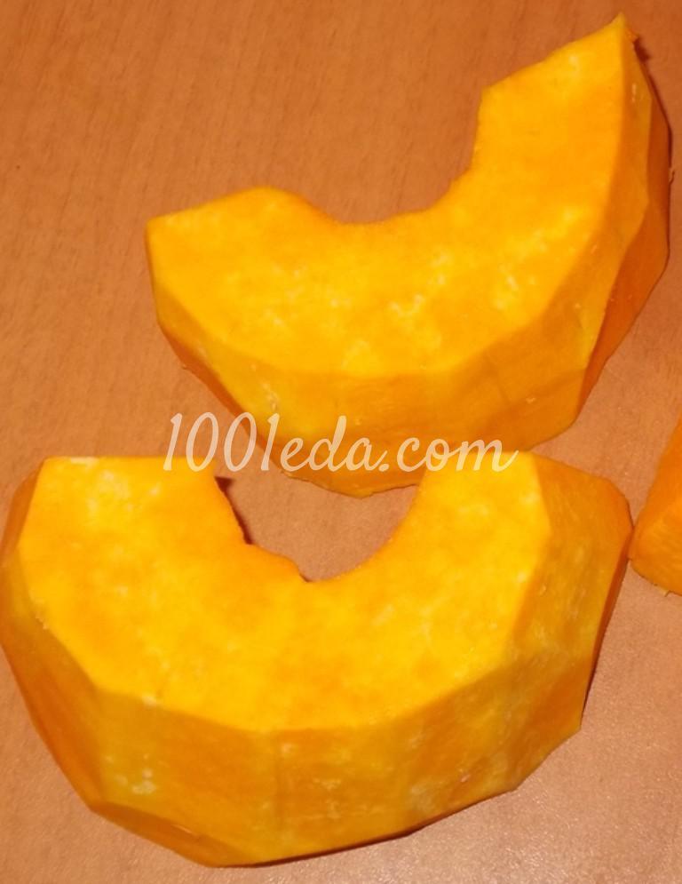 Вкусная и полезная тыква с медом из микроволновки: пошаговое фото - Шаг №1