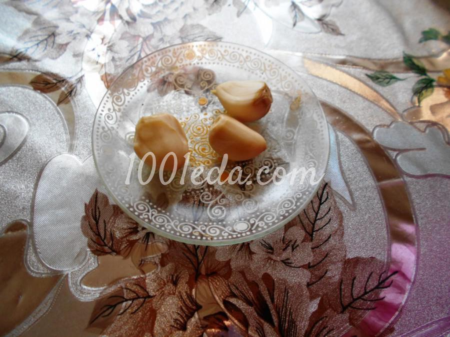 Вкуснейший паштет из соленого сала с чесноком: пошаговое фото - Шаг №2
