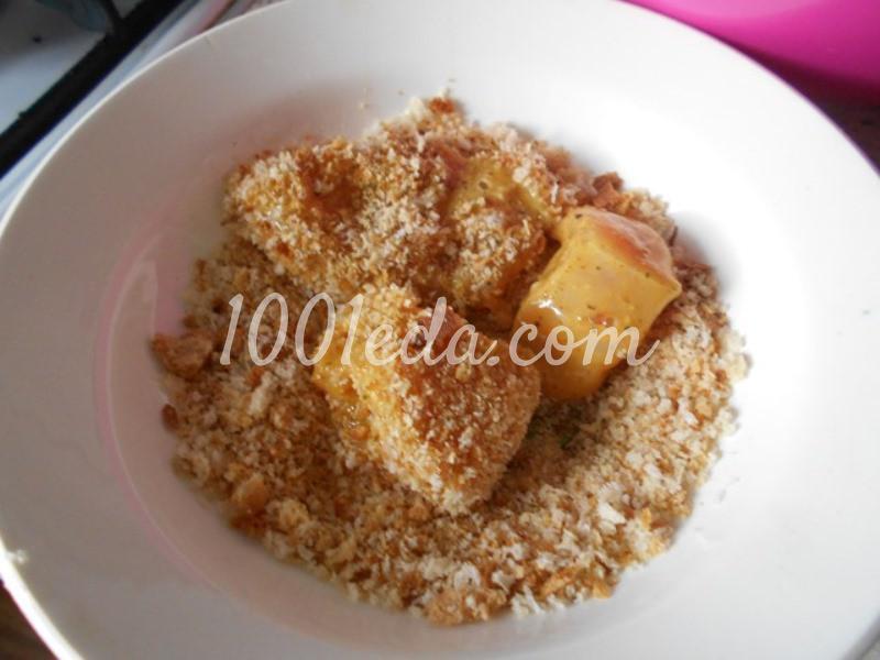 Вкусные домашние наггетсы: пошаговое фото - Шаг №5