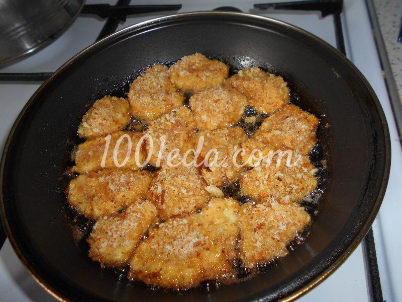 Вкусные домашние наггетсы: пошаговое фото - Шаг №6