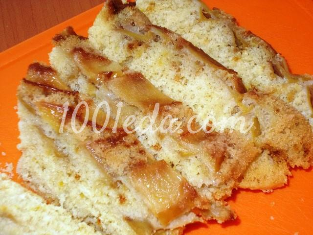 Вкусные домашние сухарики Непропадайки из бисквитного пирога: пошаговый с фото - Шаг №3