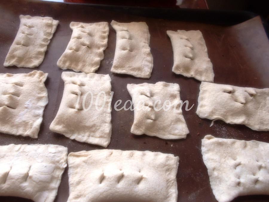 Вкусные слоечки с домашним повидлом: пошаговый с фото - Шаг №5