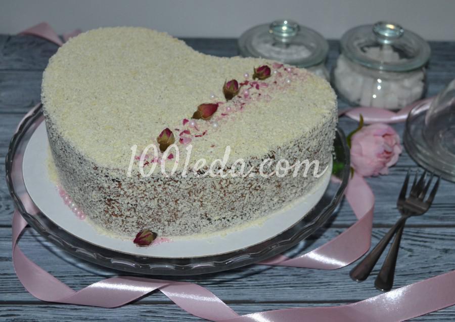 """Вкусный домашний торт """"Любовь в шоколаде"""": пошаговый с фото - Шаг №14"""