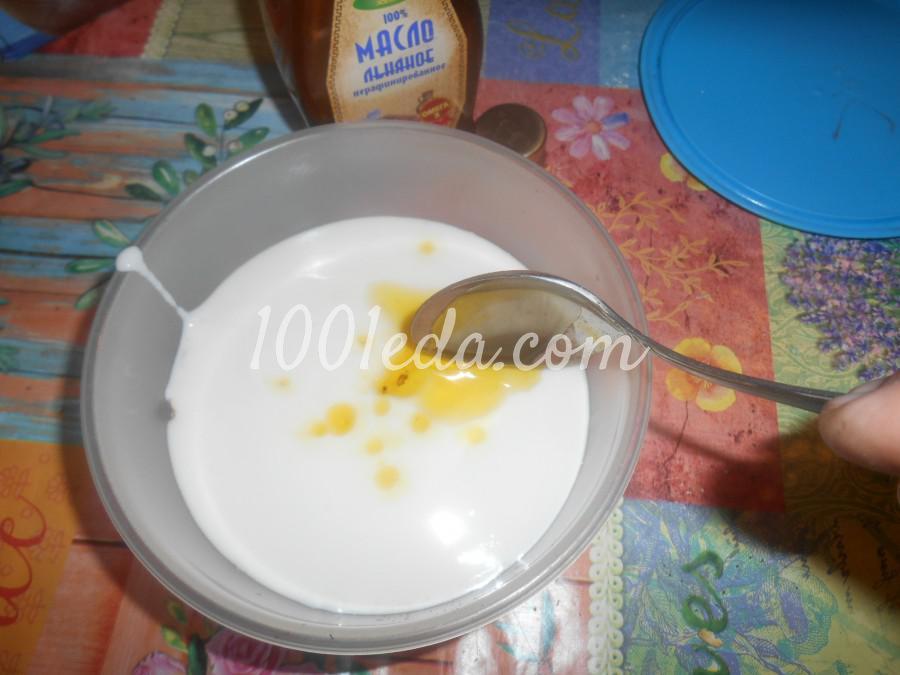 Вкусный и полезный завтрак с овсянкой: пошаговое фото - Шаг №3