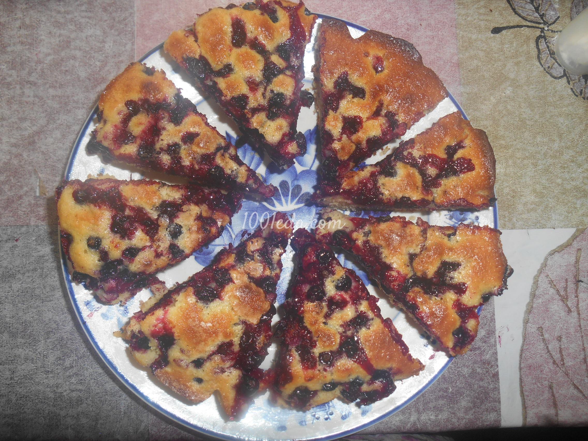 приготовить простой пирог в духовке рецепт