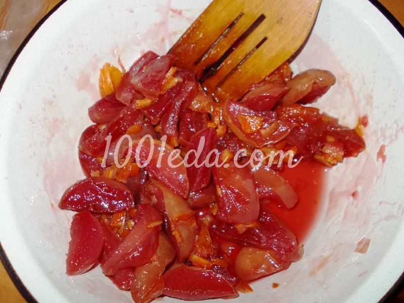 Вкусный сладкий пирог с необычной начинкой: рецепт с пошаговым фото - Шаг №6