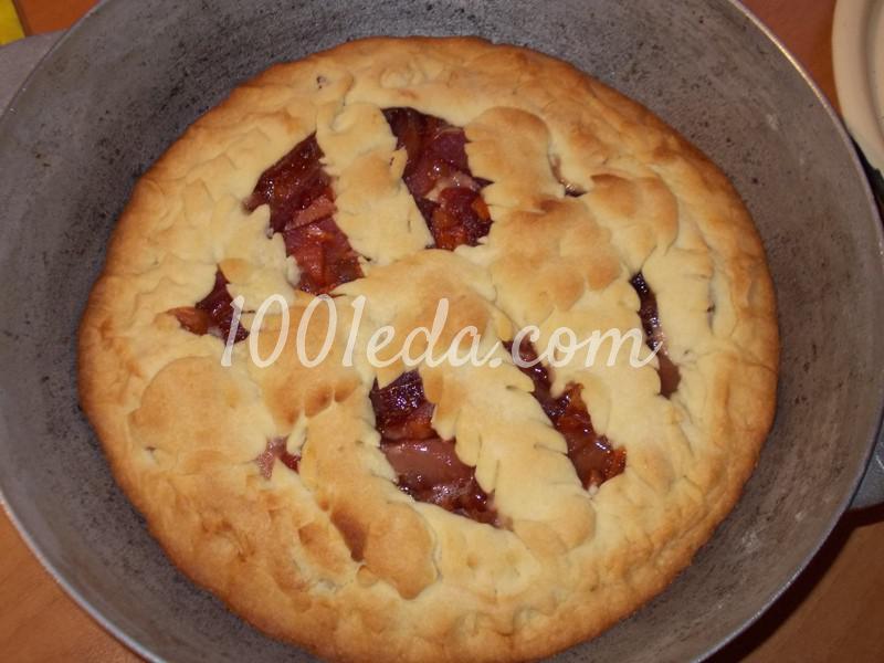Вкусный сладкий пирог с необычной начинкой: рецепт с пошаговым фото - Шаг №9