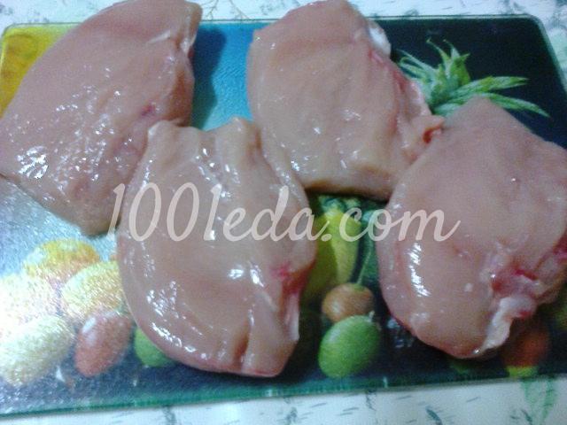 Вяленое куриное филе рецепт