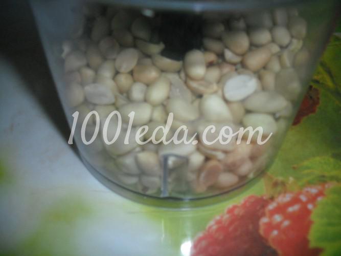 Халва арахисовая с изюмом: пошаговое фото - Шаг №2
