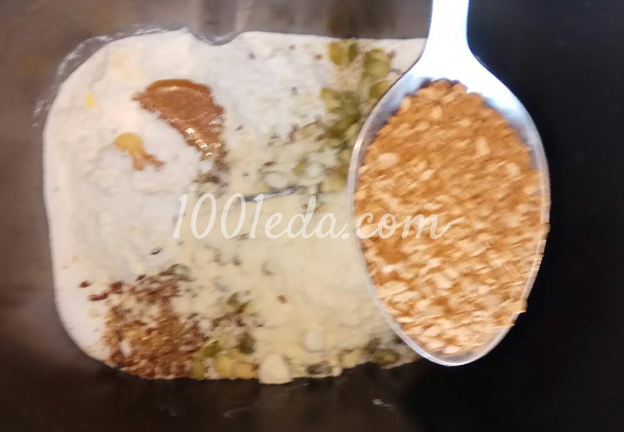Хлеб с семенами в хлебопечке: пошаговый с фото - Шаг №13