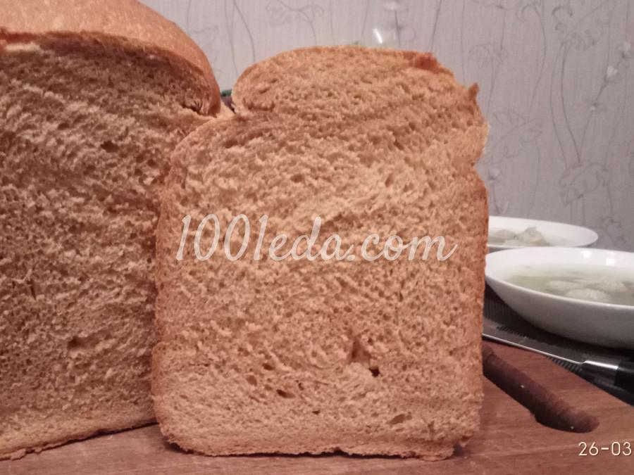 Хлеб томатный ржано-пшеничный с перцем: рецепт с пошаговым фото - Шаг №12