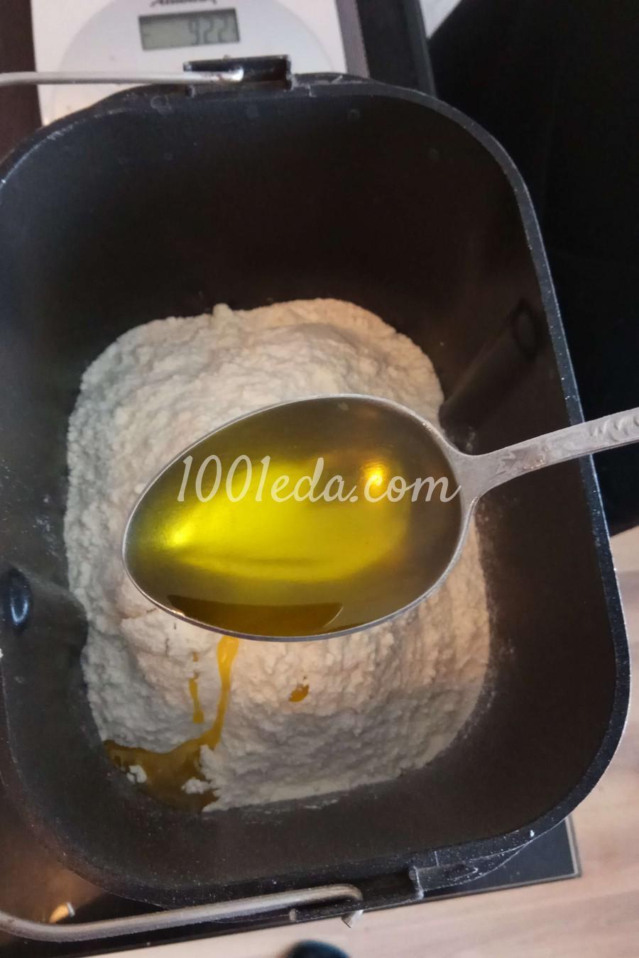 Хлеб томатный ржано-пшеничный с перцем: рецепт с пошаговым фото - Шаг №4