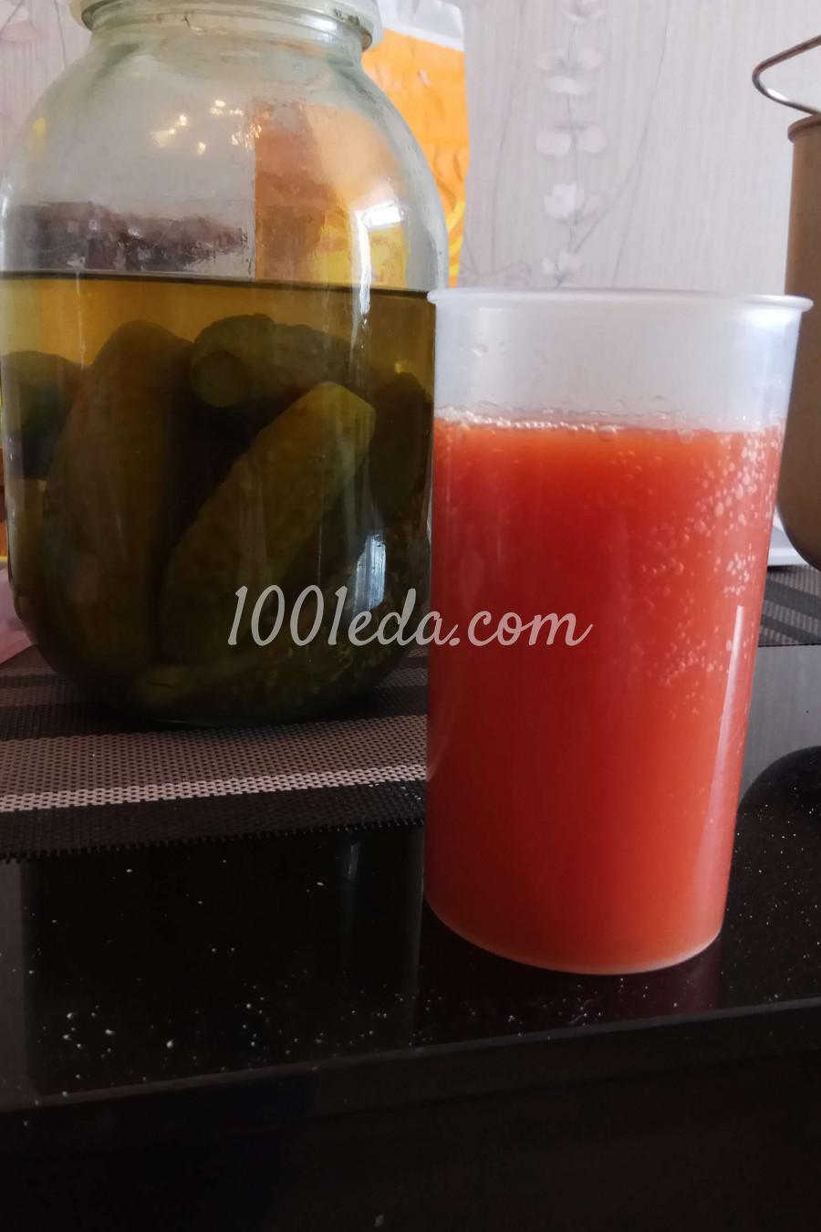 Хлеб томатный ржано-пшеничный с перцем: рецепт с пошаговым фото - Шаг №8