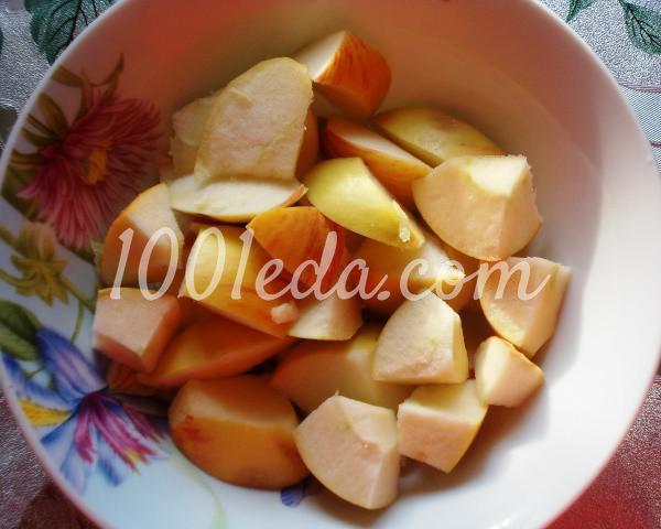 Яблочно-творожный десерт на ужин: пошаговый с фото - Шаг №1
