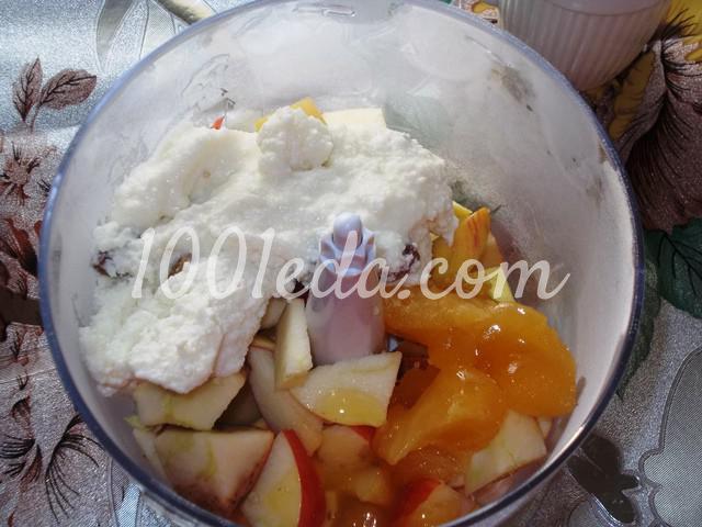 Яблочно-творожный десерт на ужин: пошаговый с фото - Шаг №3