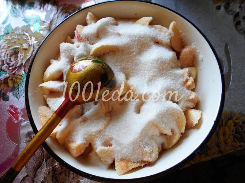 """Яблочное варенье и желе """"Два в одном"""": пошаговое фото - Шаг №1"""