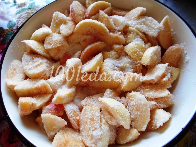 """Яблочное варенье и желе """"Два в одном"""": пошаговое фото - Шаг №2"""
