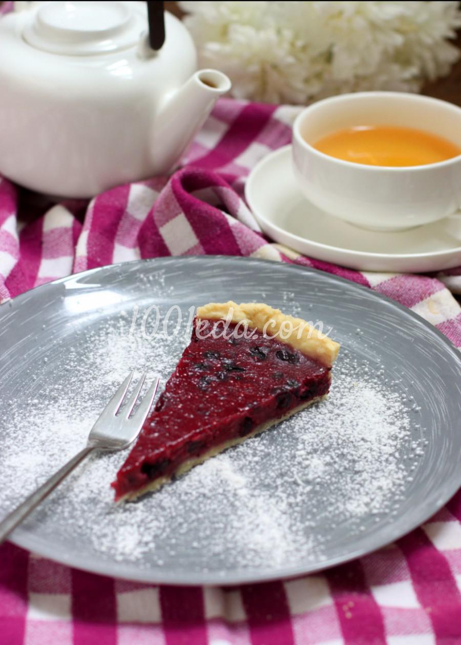 Ягодный тарт: пошагово с фото - Шаг №6