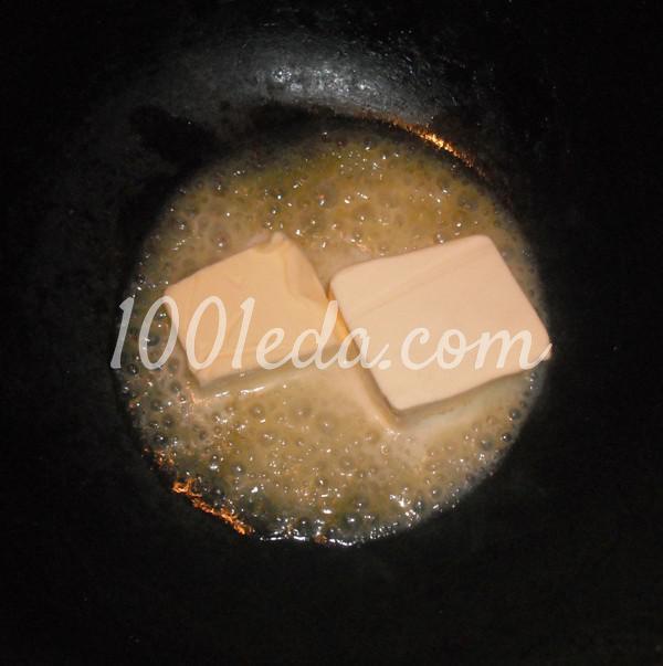 Закуска Бризоли с грибами и мясом: пошаговое фото - Шаг №7