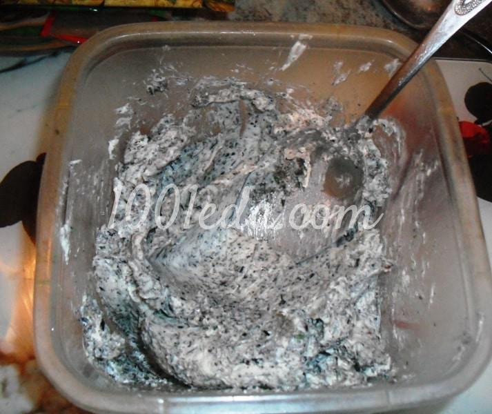 Запеченная новогодняя индейка с айвой: пошаговый с фото - Шаг №3