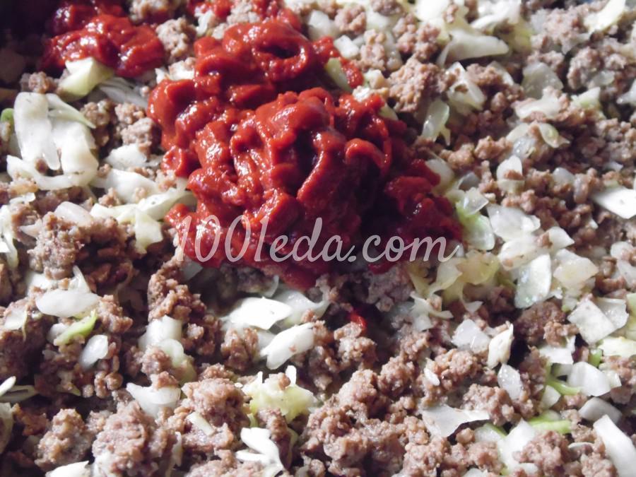 Запеканка из риса, фарша и капусты: пошаговый с фото - Шаг №4