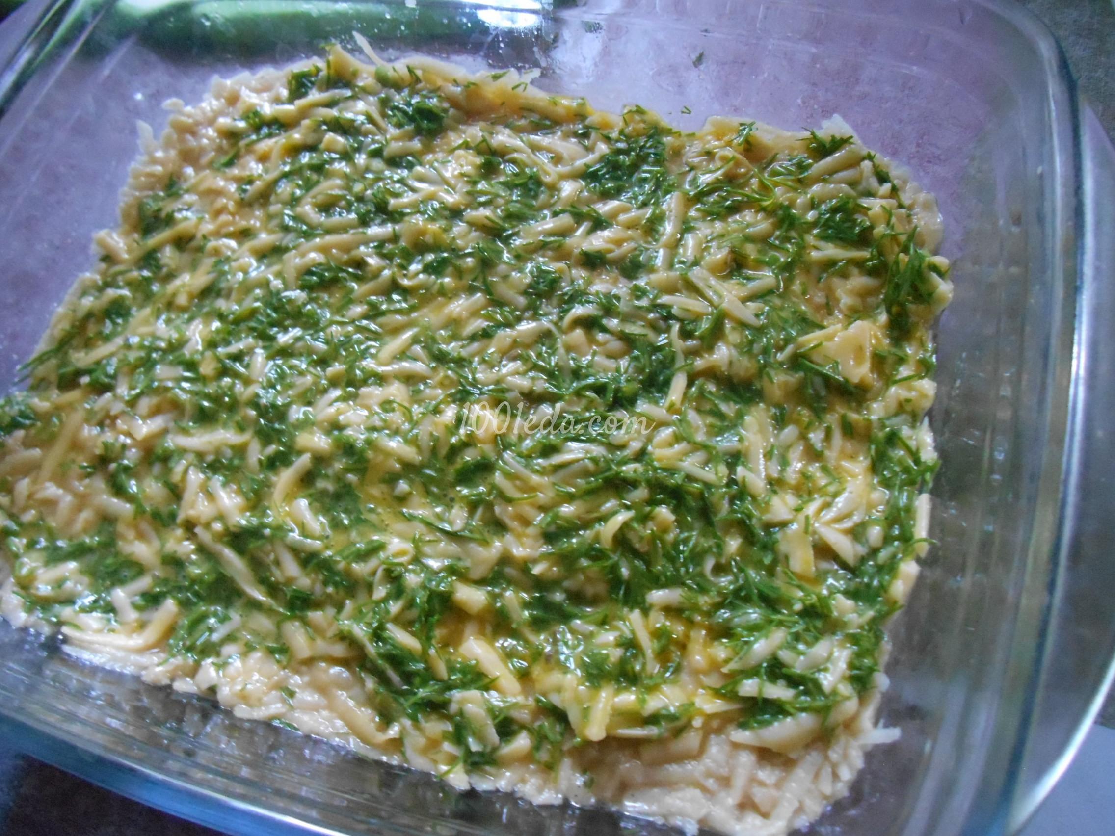 Рецепт спаржа с картошкой
