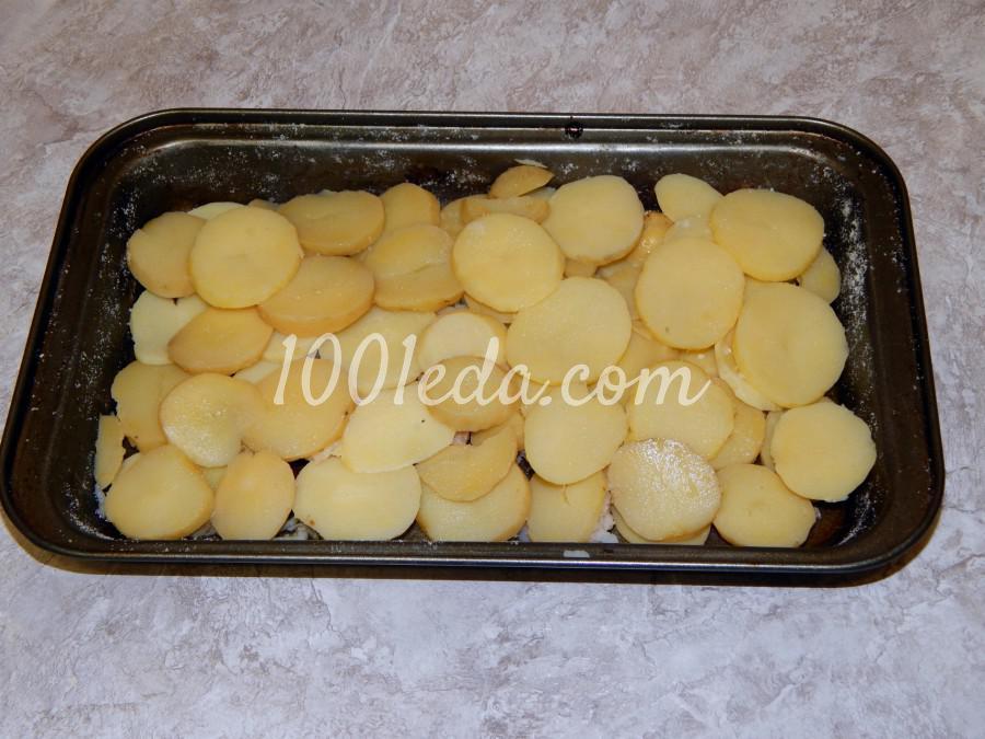 Запеканка с колбасой и сыром: пошаговый с фото - Шаг №1