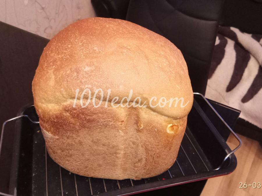 Хлеб томатный ржано-пшеничный с перцем: рецепт с пошаговым фото